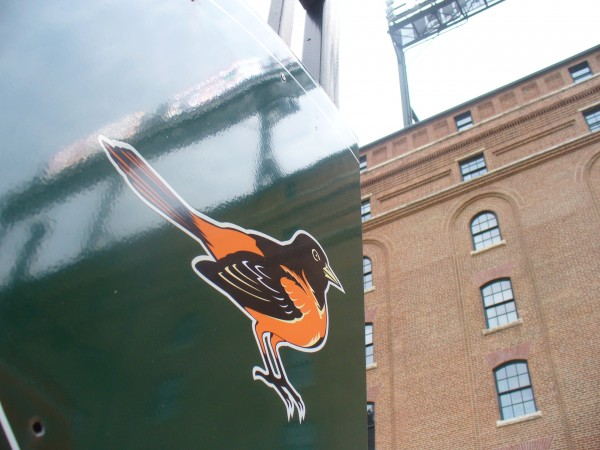 Camden Yards Baltimore Orioles